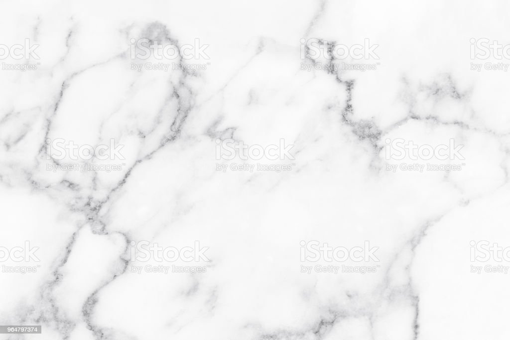 White marble texture and background. royalty-free stock photo