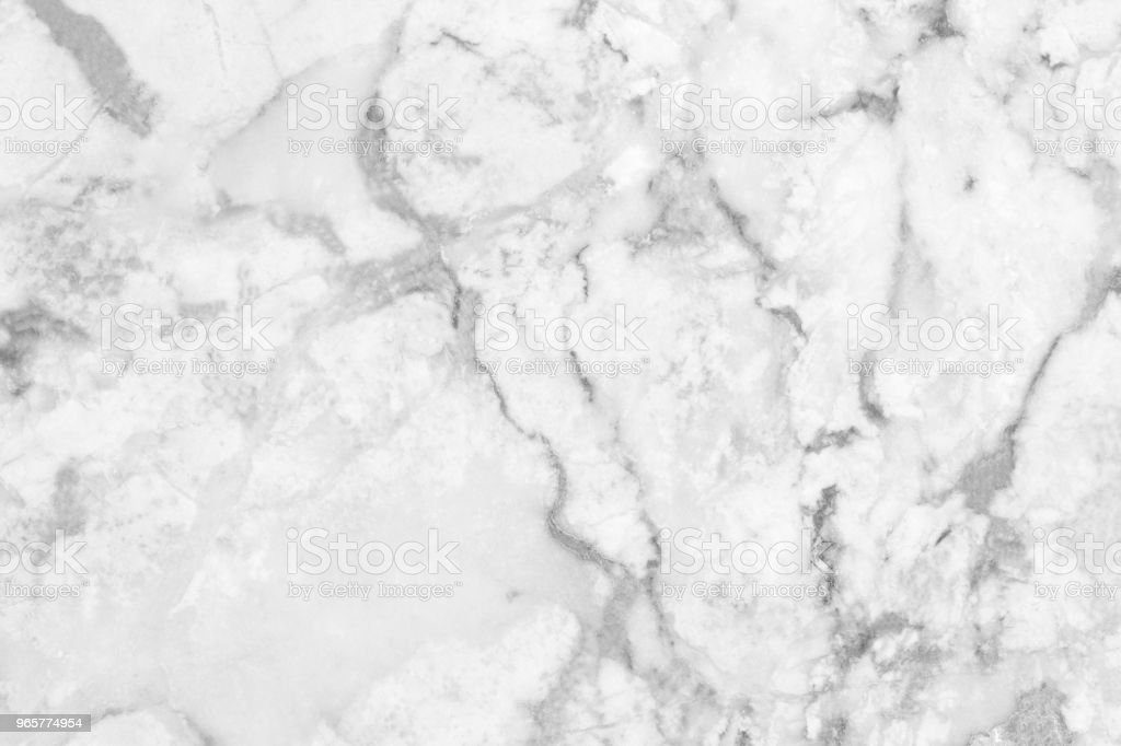 Het patroon wit marmer achtergrond vloer steen interieur decoratiegesteente - Royalty-free Abstract Stockfoto