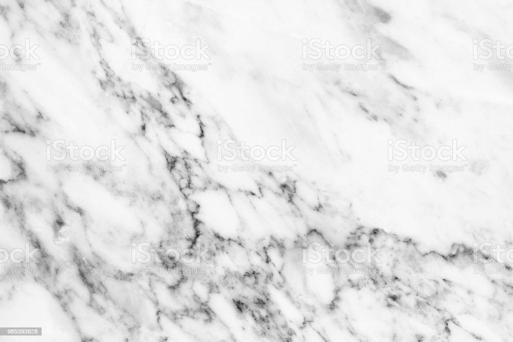 Weißem Marmor Textur Hintergrund Muster mit hoher Auflösung. - Lizenzfrei Alt Stock-Foto