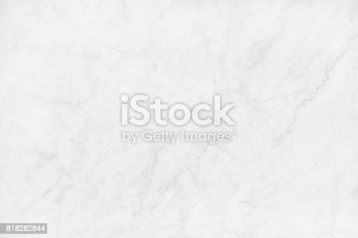 istock White marble texture background with detailed structure bright and luxurious, abstract marble texture in natural patterns for design art work, white stone floor pattern with high resolution. 818282844