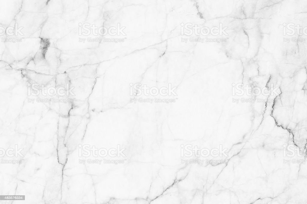 White Marble Texture Detailed Structure Of In