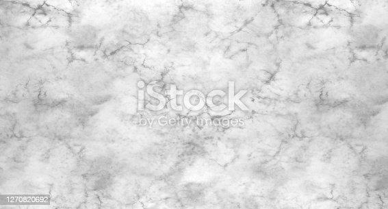 istock White marble texture 1270820692