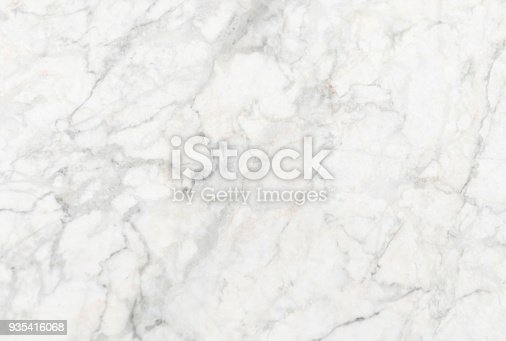 White marble texture (Natural pattern for backdrop or background, Can also be used for create surface effect to architectural slab, ceramic floor and wall tiles)