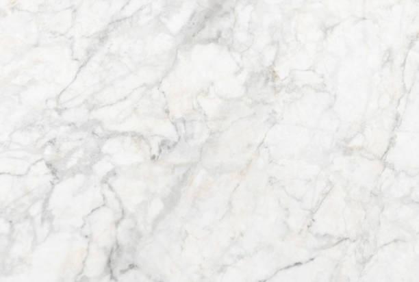 weiße marmor textur (natürliche muster für hintergrund oder hintergrund, einsetzbar auch für erstellen oberflächeneffekt, architektonische platte, keramische boden- und wandfliesen) - marmorgestein stock-fotos und bilder