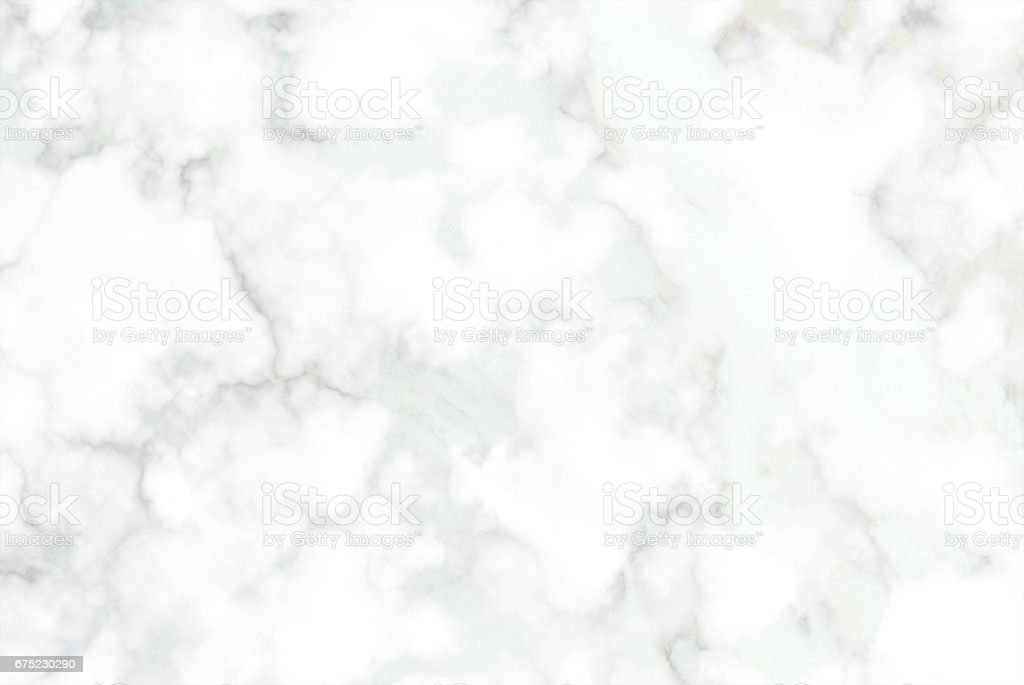 White marble texture with natural, Detailed of real genuine marble from nature. royalty-free stock photo
