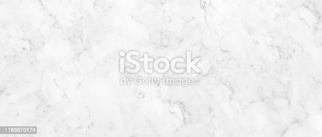 White marble texture with natural pattern for background or design art work, high resolution.