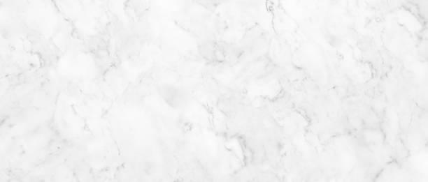 weiße marmor textur mit natürlichen muster für hintergrund oder design-kunstwerk, hohe auflösung. - marmorgestein stock-fotos und bilder