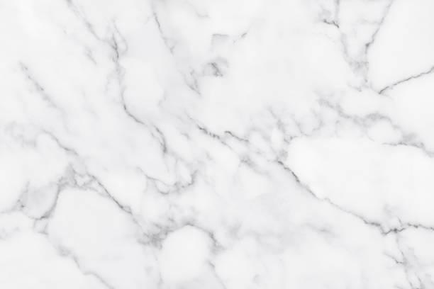 weiße marmor textur mit natürlichen muster für den hintergrund. - marmorgestein stock-fotos und bilder