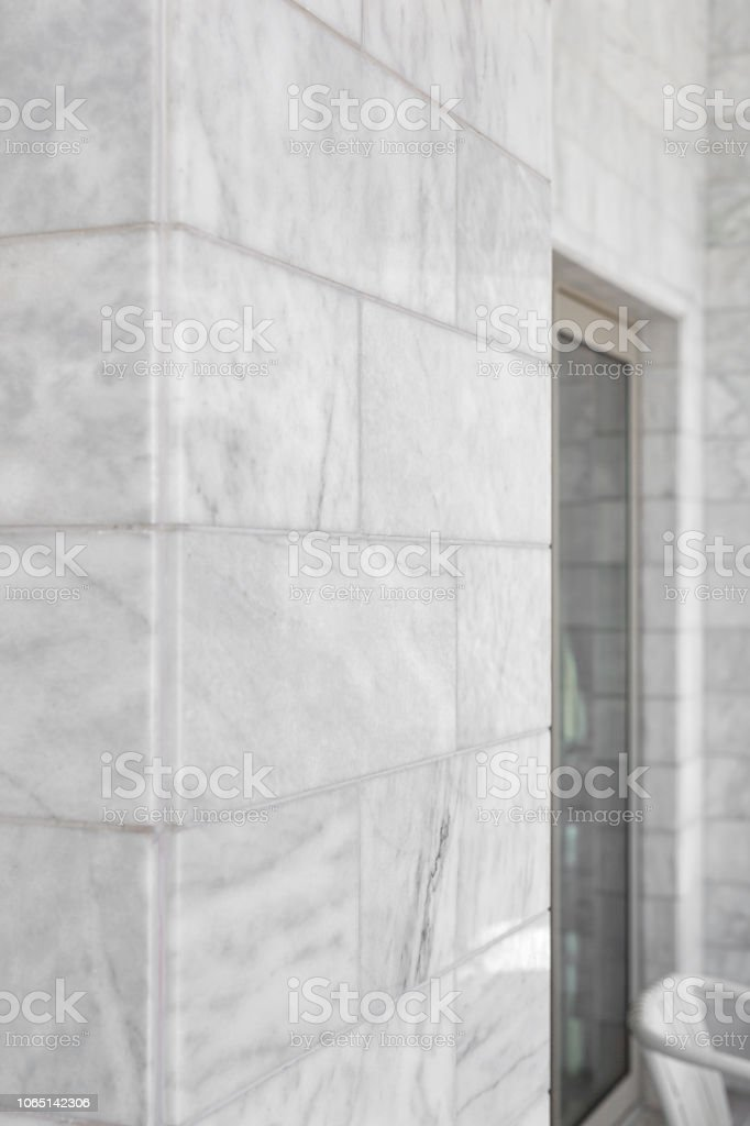 White Marble Wall Stock Photo Download Image Now Istock