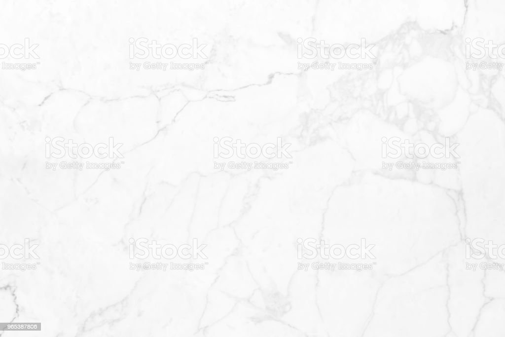 White marble with natural patterns used for the background. royalty-free stock photo
