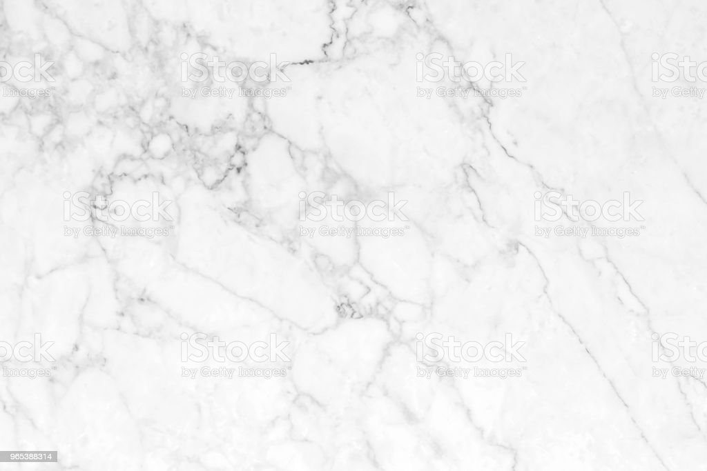 White marble with natural patterns used for the background. zbiór zdjęć royalty-free