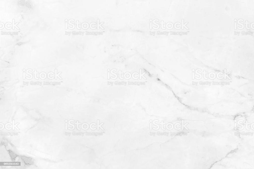 Weißer Marmor mit natürlichen Muster für den Hintergrund verwendet. - Lizenzfrei Abstrakt Stock-Foto