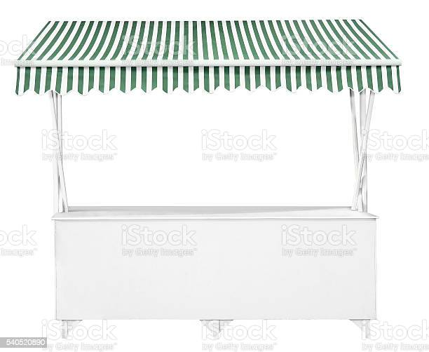 White market stall with green striped awning picture id540520890?b=1&k=6&m=540520890&s=612x612&h=m7qql7gjboaludg60petng7z80zyt s9p v4frah7ys=