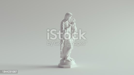 istock White Mary Mother an Child Baby Jesus Statue Marble Art Religion Christ Sculpture 1344231057