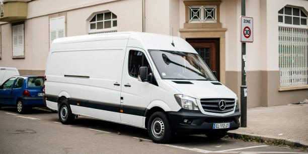 81 Mercedes Benz Sprinter Stock Photos, Pictures & Royalty-Free ...