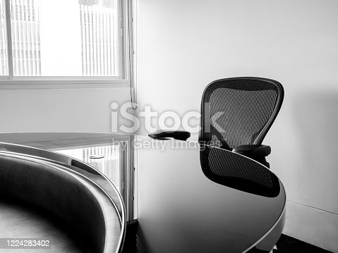 1147023758 istock photo White modern conference room. 1224283402