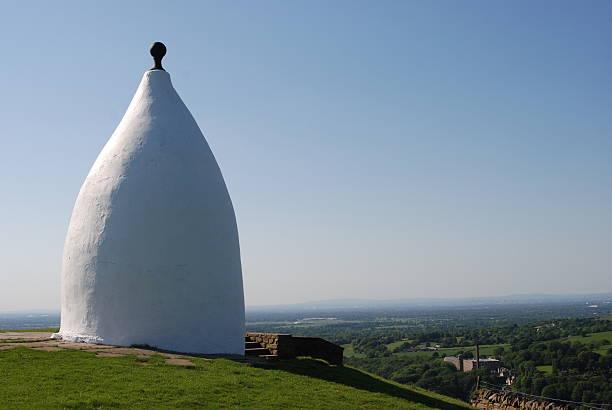 White Nancy Folly in Bollington, Cheshire