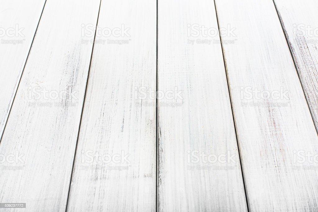 Textura de madera pintada blanca natural y el fondo. foto de stock libre de derechos