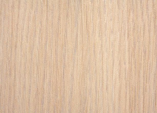 White Oak Grain Formica Background stock photo