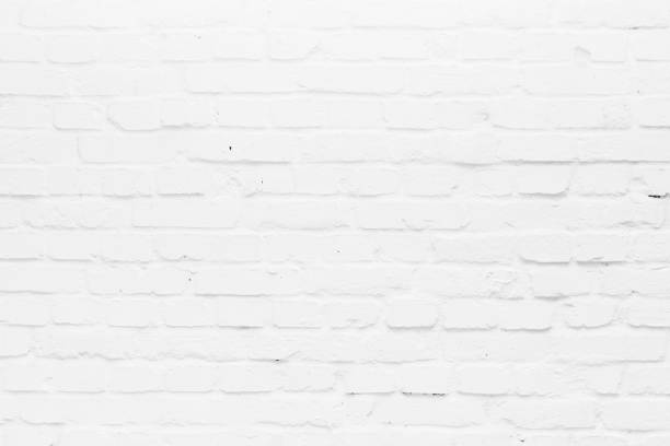 white old brick wall - aluxum stock pictures, royalty-free photos & images