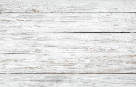 white old wooden fence. wood palisade background.