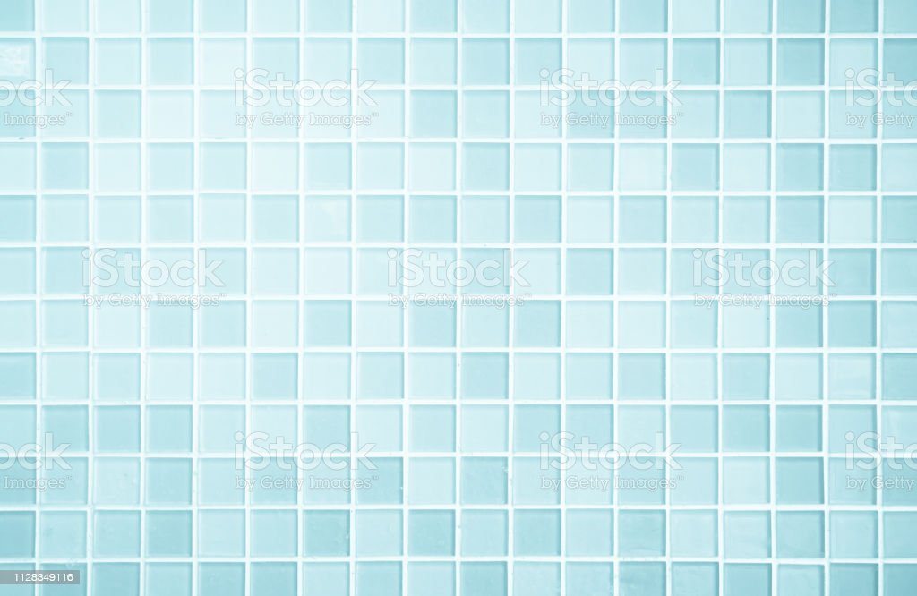White Or Blue Ceramic Wall And Floor Tiles Abstract Background Stock Photo Download Image Now Istock