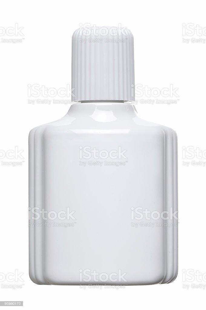 White Out stock photo