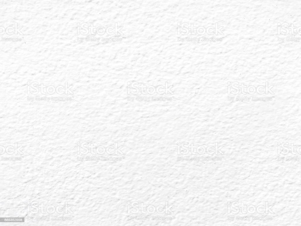 White painted cement textured wall stock photo