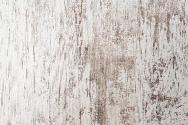 white painted old grunge wooden background, white empty wooden texture - focus on background stock photos and pictures