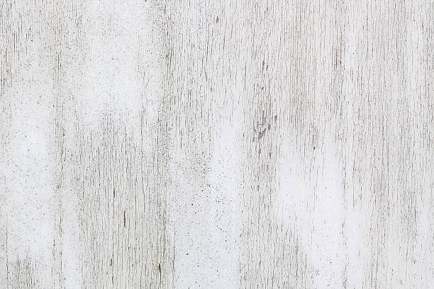white painted weathered wood - peeled stock photos and pictures