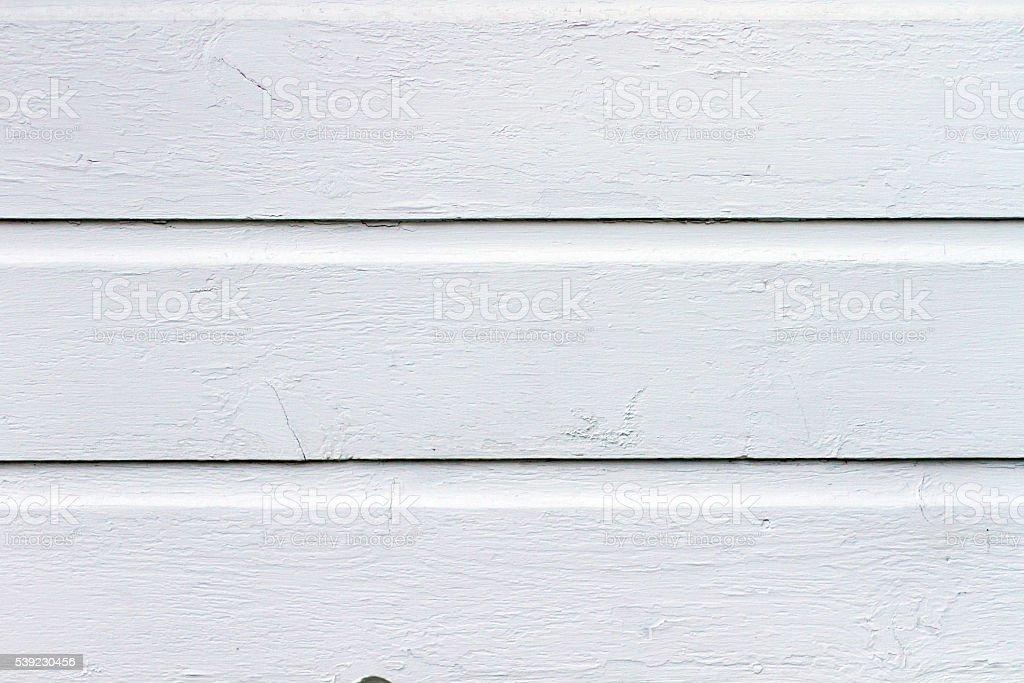 Fondo de placa de madera pintado blanco foto de stock libre de derechos