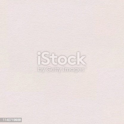 istock White paper background - Close-up. Seamless square texture, tile ready. 1140719938
