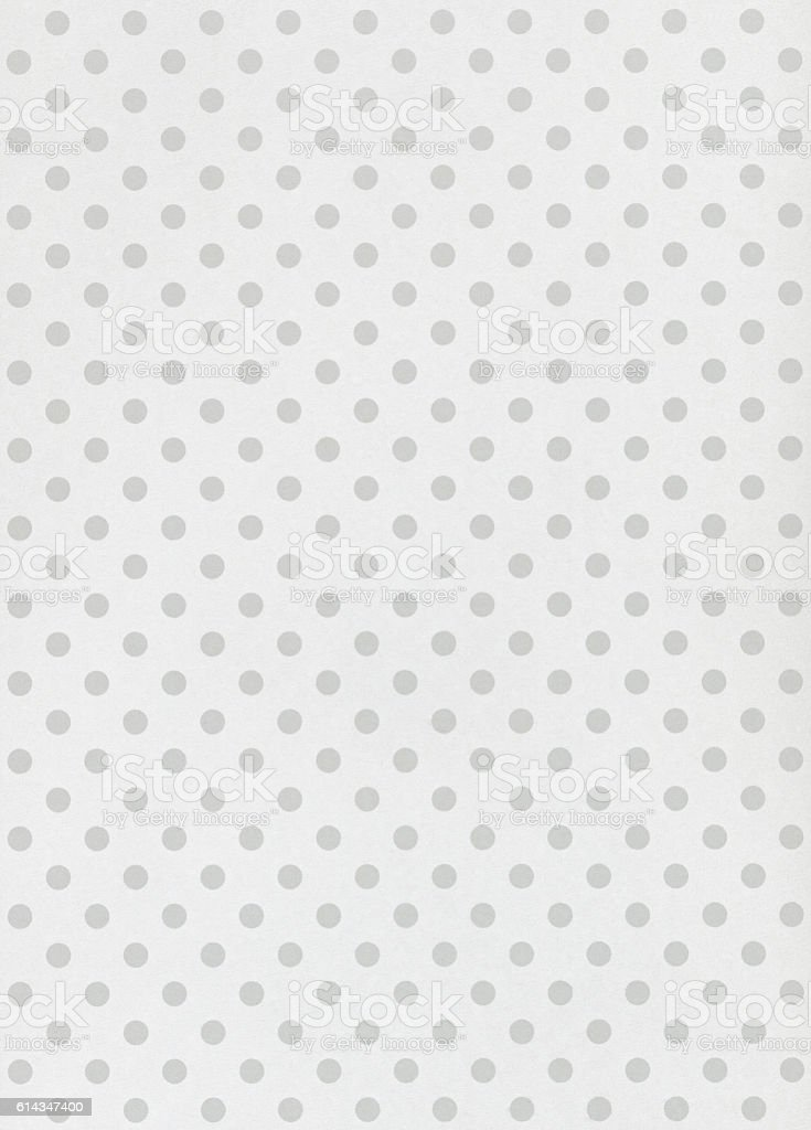 White paper background with gray pattern stock photo