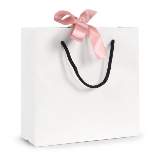 White Paper bag – Foto