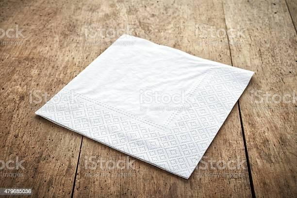 White paper napkin picture id479685036?b=1&k=6&m=479685036&s=612x612&h=bq6rlwb10bwzcdr6bdihl3qhv2jaawsx98l42m2vbsy=