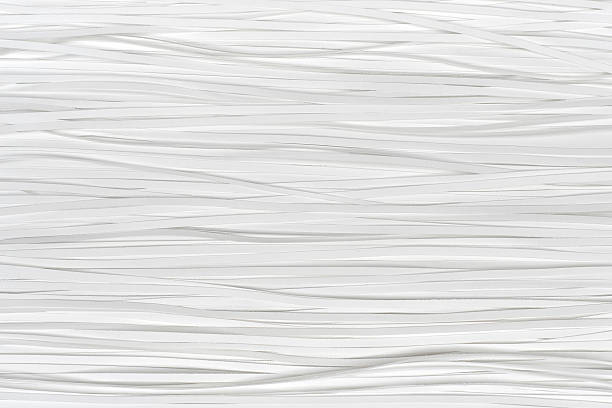 white paper strips - shredded paper stock photos and pictures