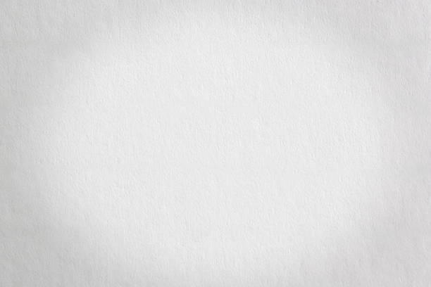 White paper texture for background. stock photo