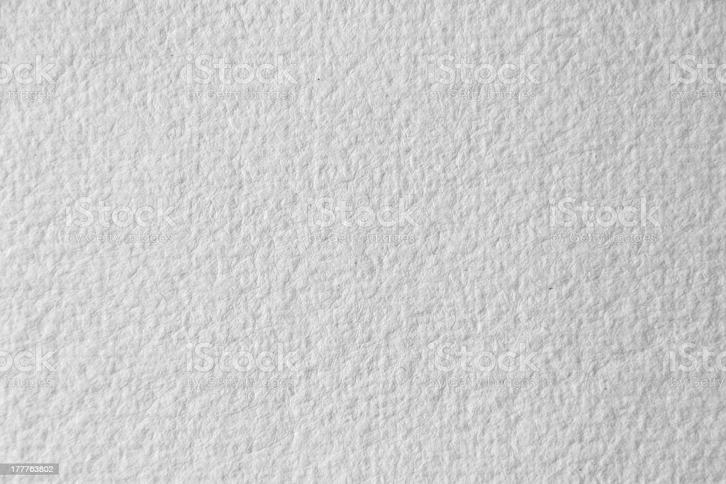 White paper texture or background. royalty-free stock photo