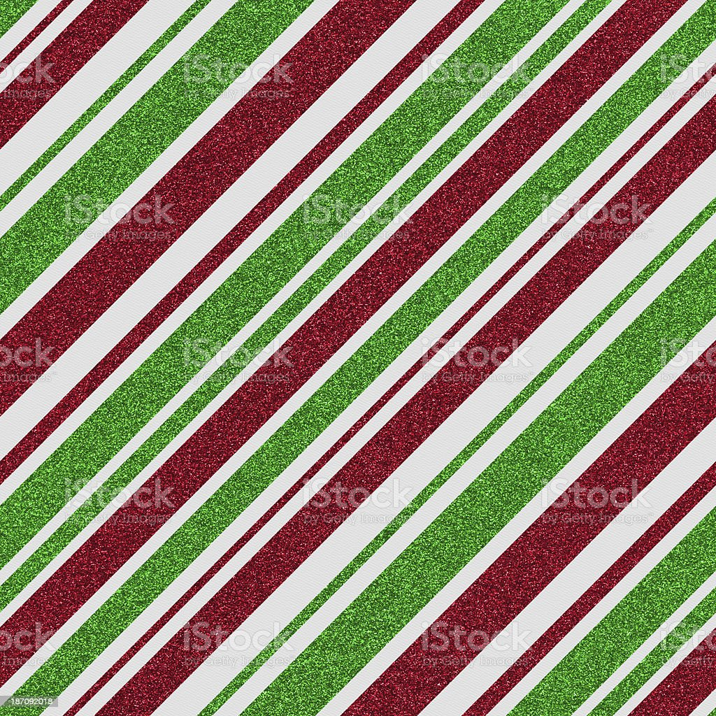 White paper with seamless stripe pattern stock photo