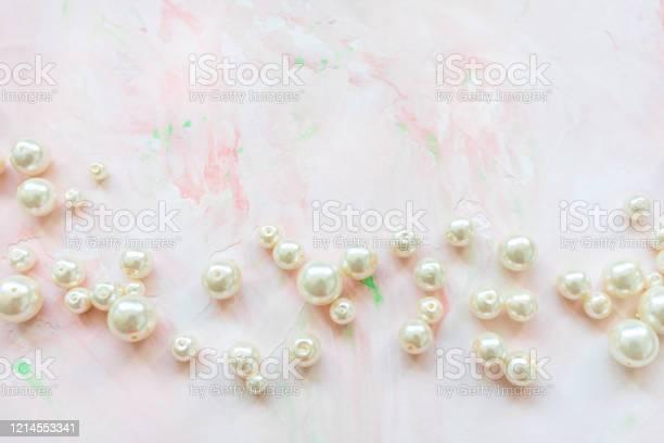 White pearls on pink creative abstract background picture id1214553341?b=1&k=6&m=1214553341&s=612x612&h=tiwqpstgmh3ecf lcrdsureoe1tuzlrznujqsja7ekq=