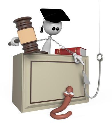 istock White person judge - 3D 179235734