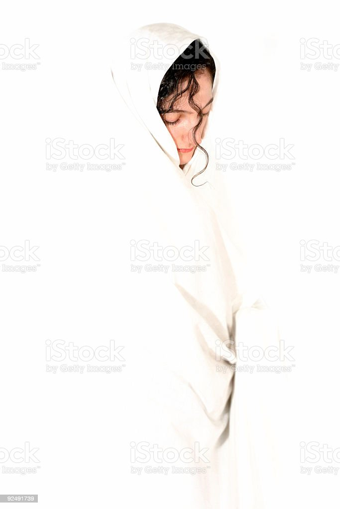 White royalty-free stock photo