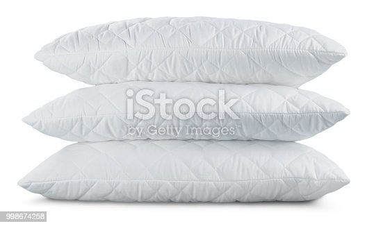 Stack of White Pillows