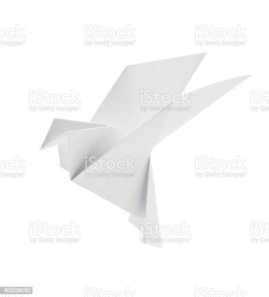 White pigeon of origami picture id600058262?b=1&k=6&m=600058262&s=612x612&h=0j8tveh9kpwshhokqj76ncd3m3nufjdaaxy0x8mfxla=