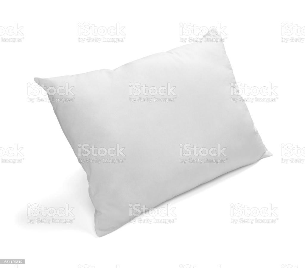 white pillow bedding sleep royalty free stockfoto
