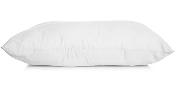 белый подушки - подушка стоковые фото и изображения