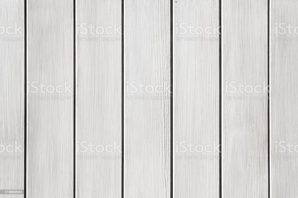 White plank royalty-free stock photo