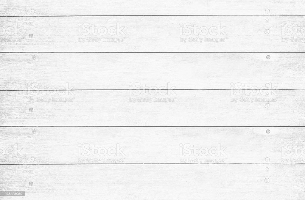 White plank textured wood backgrounds stock photo