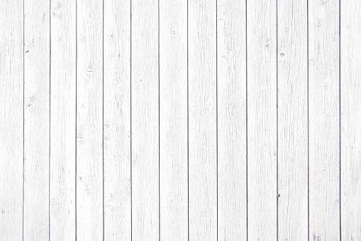 White wooden plank background,texture,backdrop,wallpaper.Light wood empty copy space.