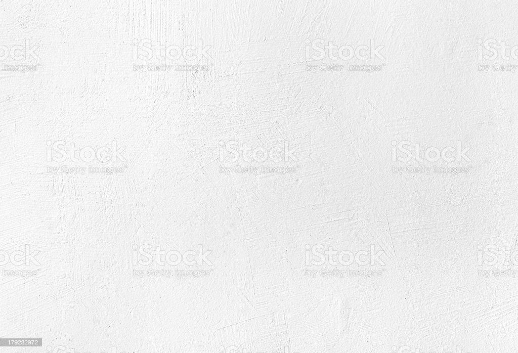 Weißer Stuck Textur Hintergrund – Foto